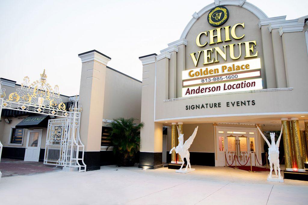 Chic Venue